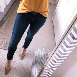 2/$50 ✨ LOFT • Curvy Skinny Jeans
